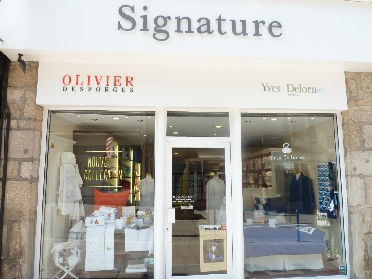 Vitrine Signature Limoges