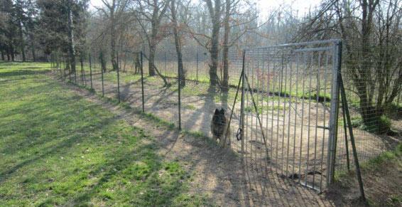 Parc de détente, pension d'Anthalex dans l'Essonne