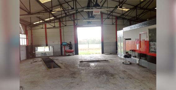 Contrôle technique de véhicules en Eure-et-Loir (28) - Atelier