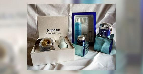 soins et esthétique corporels : matériel - Caviar therapy