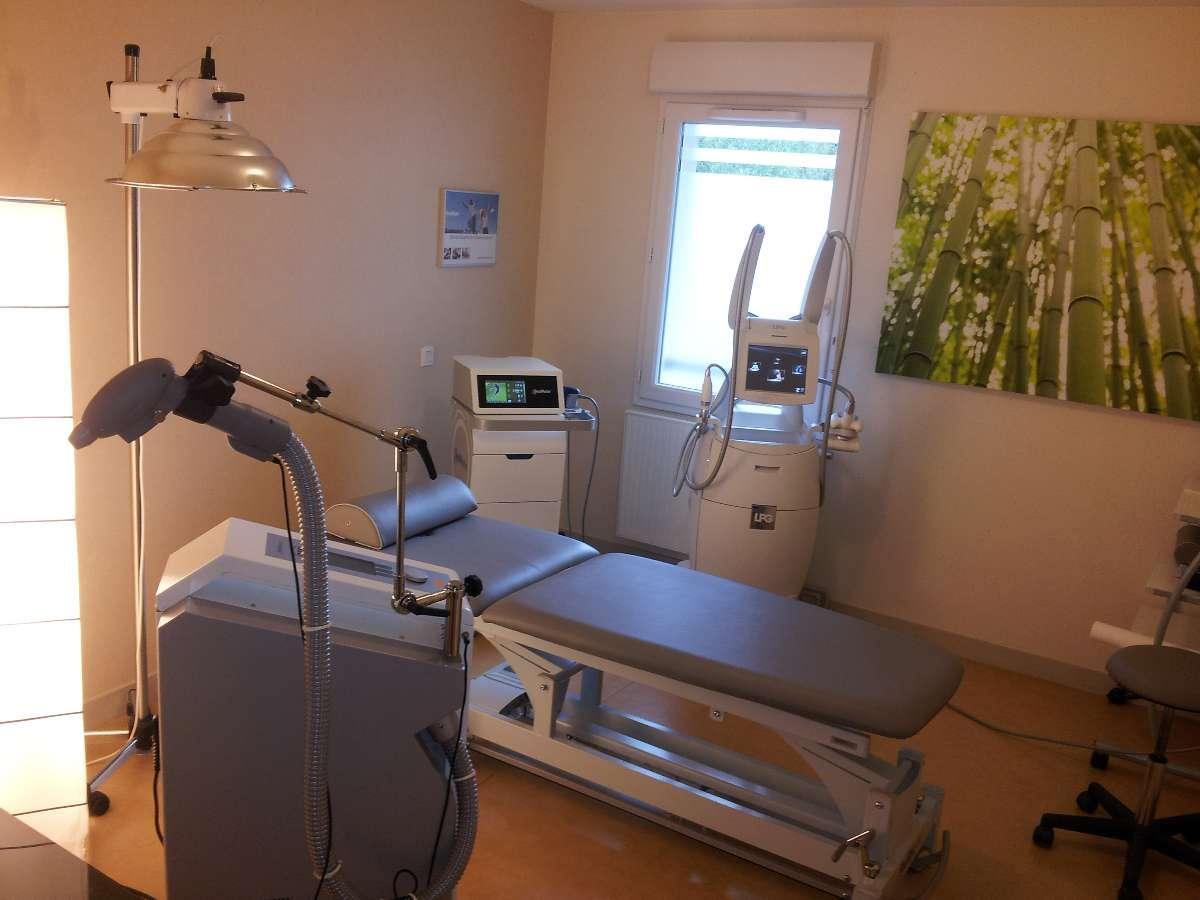Virginie Plantevin, Ondes de choc, Cryothérapie et Cellul M6