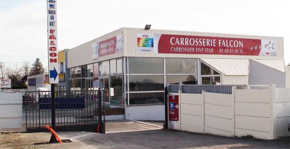 Carrosserie Falcon à Crosne - Carrosserie peinture auto