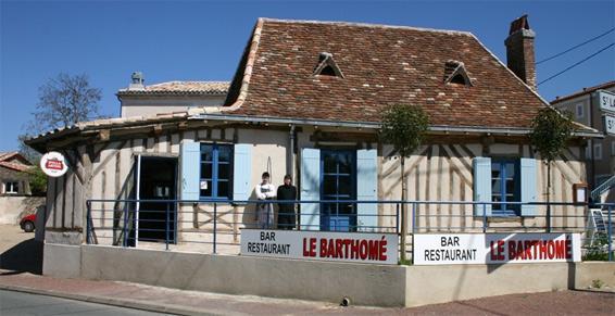 Le Barthome à St-Barthélémy-de-Bellegarde - Restaurant en Dordogne