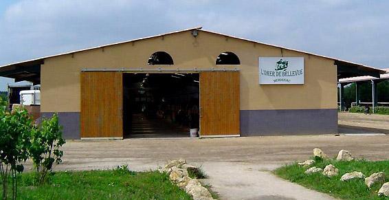 Centre équestre L'Oxer de Bellevue à Mérignac proche de Bordeaux