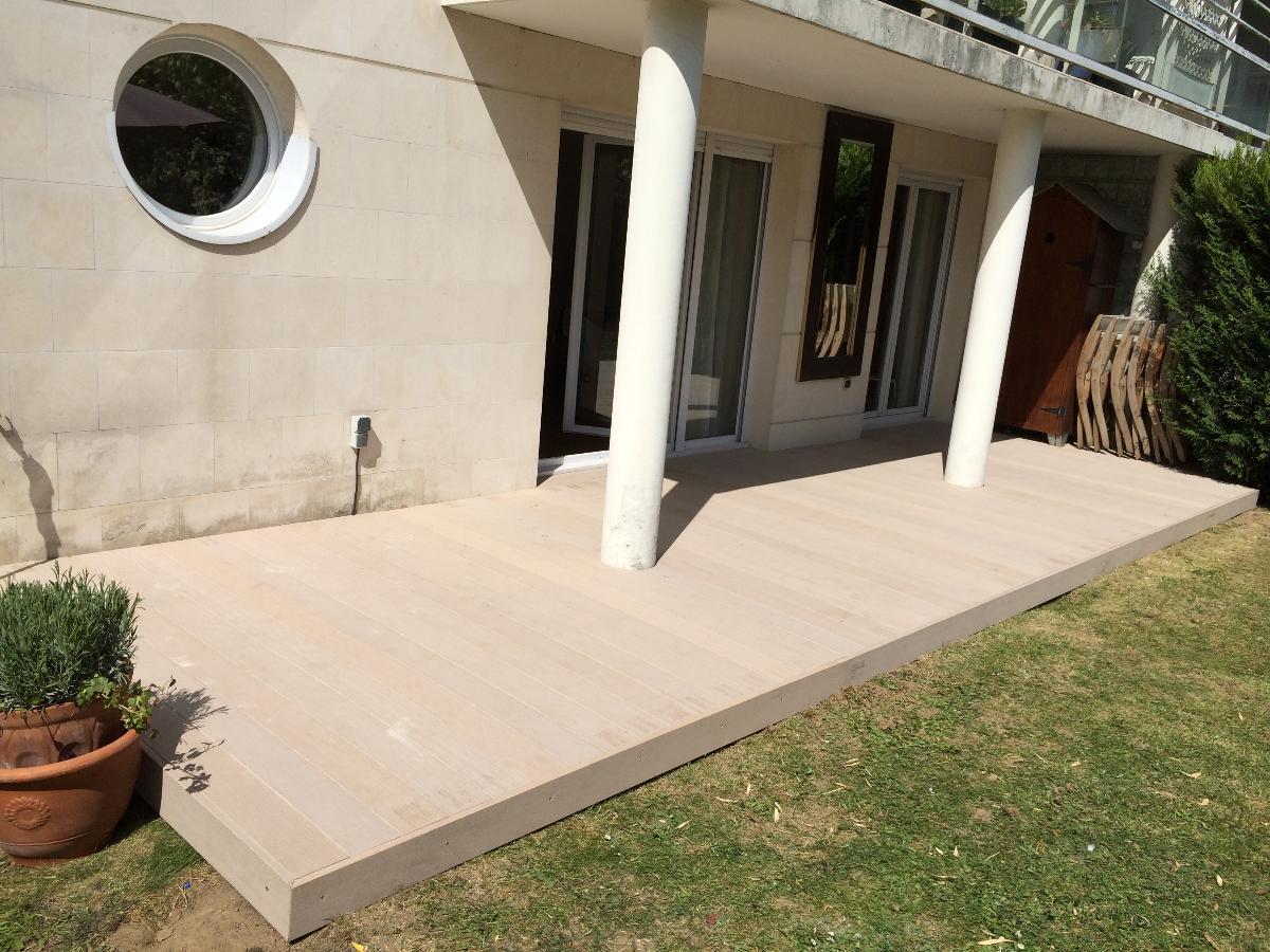 Terrasse coque de riz 1 - BJM à Versailles dans les Yvelines (78)