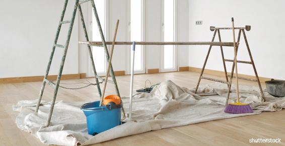 Rénovation immobilière avec la société SNPR à Gagny
