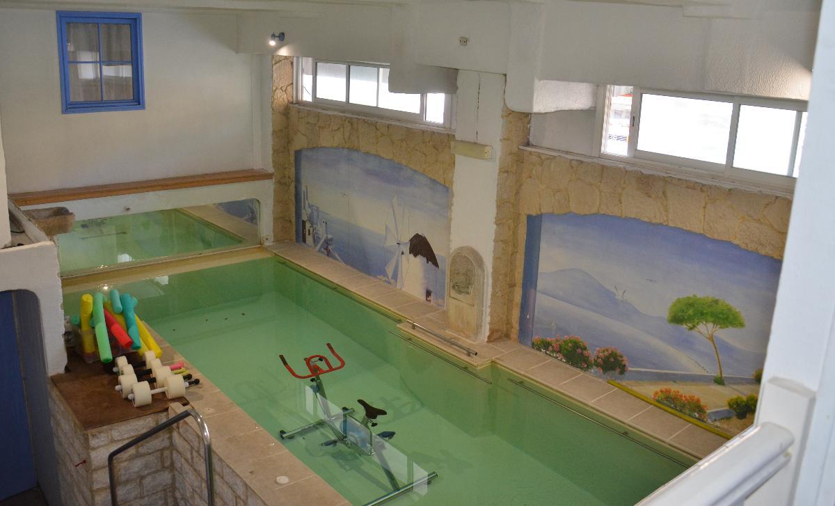 Rééducation en piscine Aquamarina 2 Toulon